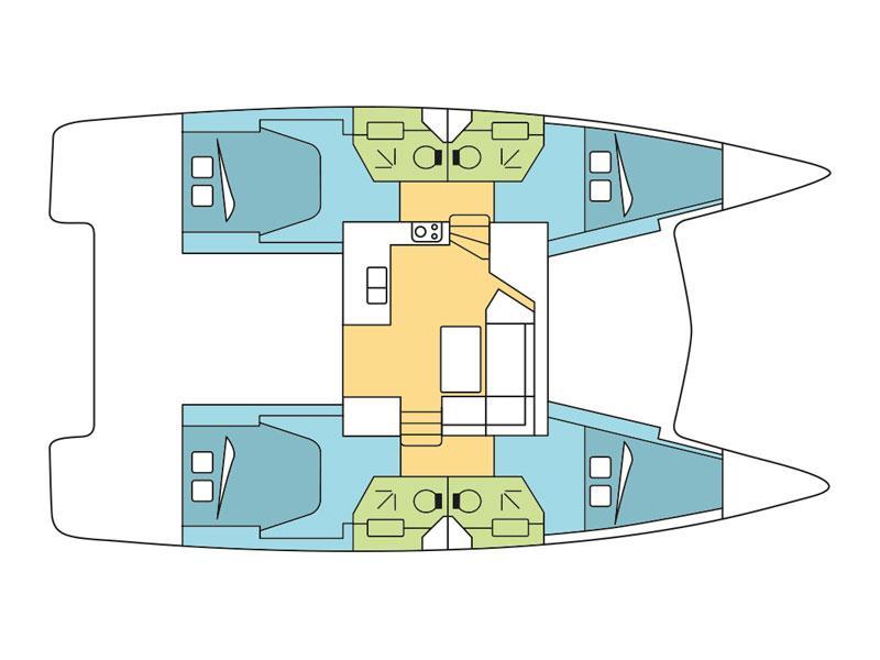 Lucia 40 (Marinello II) Plan image - 2