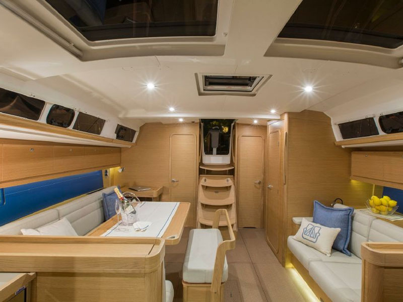 Dufour 460 Grand Large (Drongo) Interior image - 1