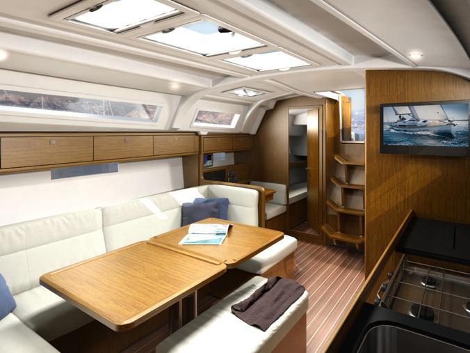 Bavaria Cruiser 41 (Instangram) Interior image - 1