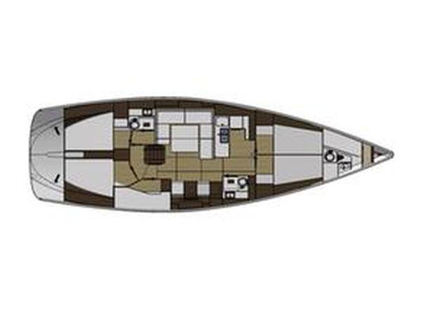Elan 494 Impression (6) (Fiji) Plan image - 1