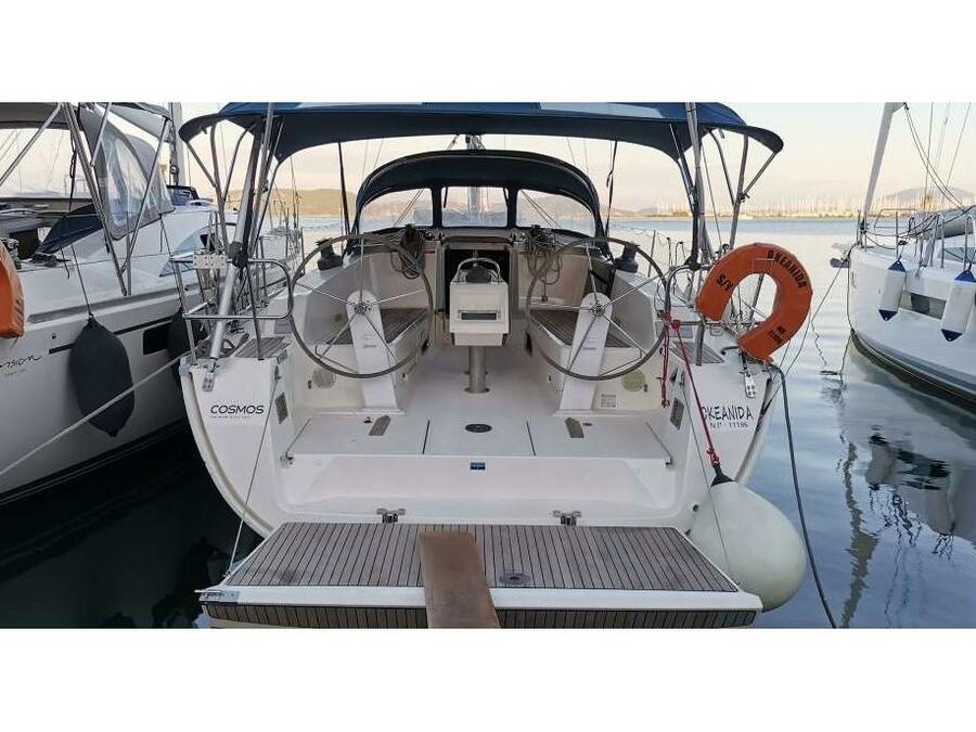 Bavaria Cruiser 41 (Okeanida) Main image - 0