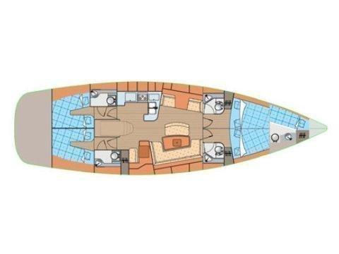 Elan 514 Impression  (SAHARA) Plan image - 32