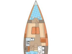 Elan 340 (BRAVO) Plan image - 1