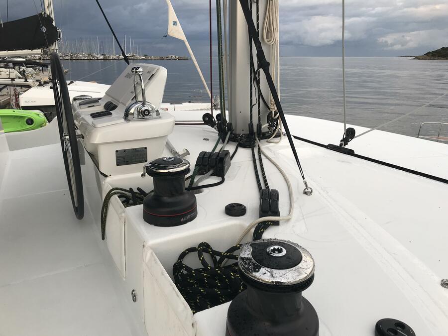 Lagoon 50 (Baten Kaitos (TOR))  - 14