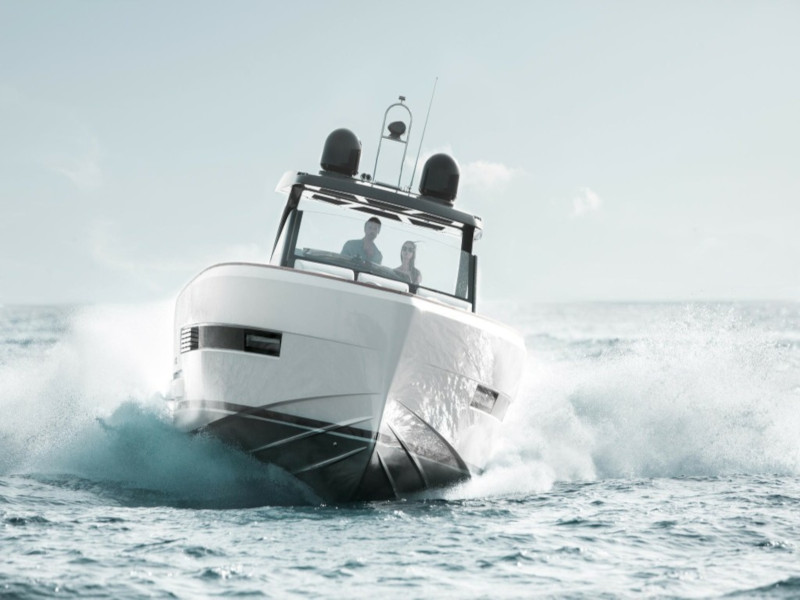 Fjord 44 Open (MEDCAT68 Available for daily charter only - From 10:00 to 20:00 - 0 night)  - 13
