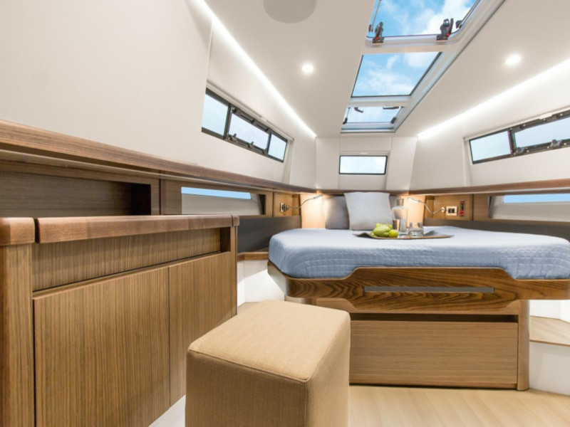 Fjord 44 Open (MEDCAT68 Available for daily charter only - From 10:00 to 20:00 - 0 night)  - 32