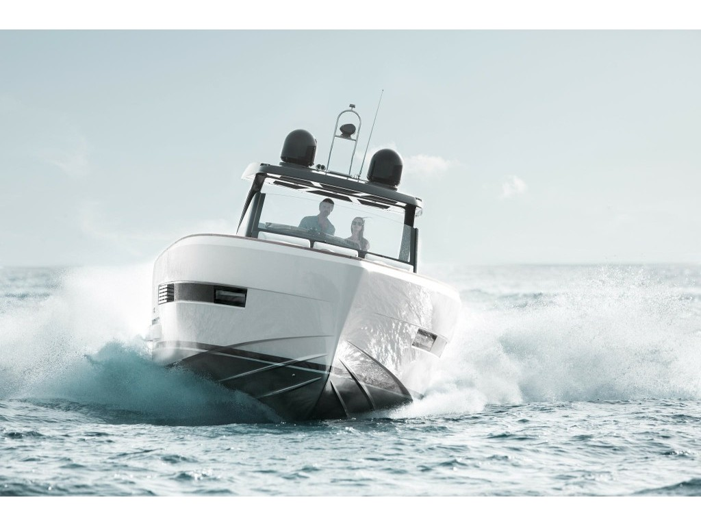 Fjord 44 Open (MEDCAT68 Available for daily charter only - From 10:00 to 20:00 - 0 night) Main image - 0