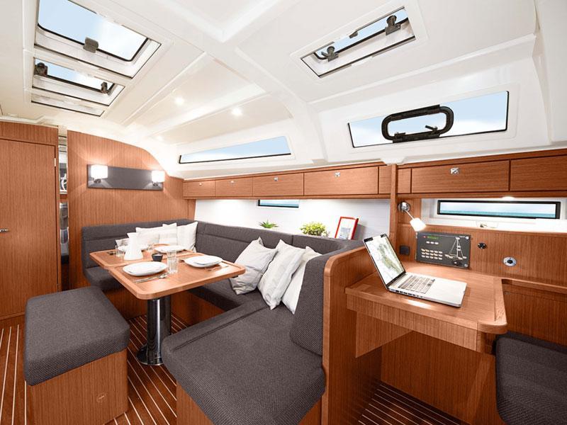 Bavaria Cruiser 41 (6) (Ariodante) Interior image - 3