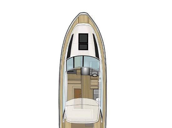 Flipper 900 ST JOYSTICK (ORCA) Plan image - 1