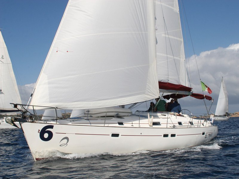 Oceanis 411-4* (Francesca) Main image - 4