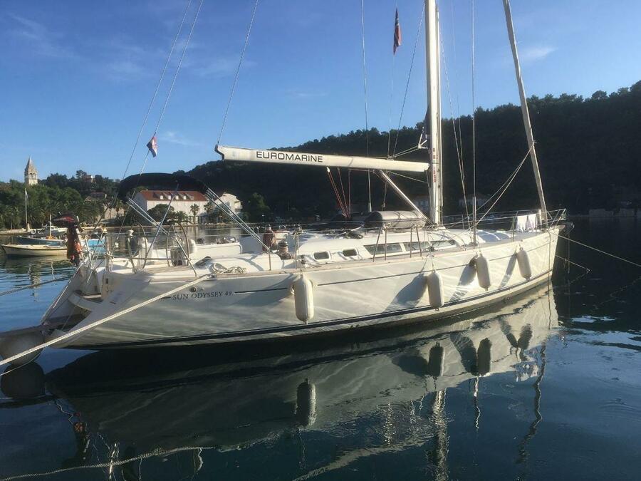Sun Odyssey 49 (Norwegian Lady) Main image - 0