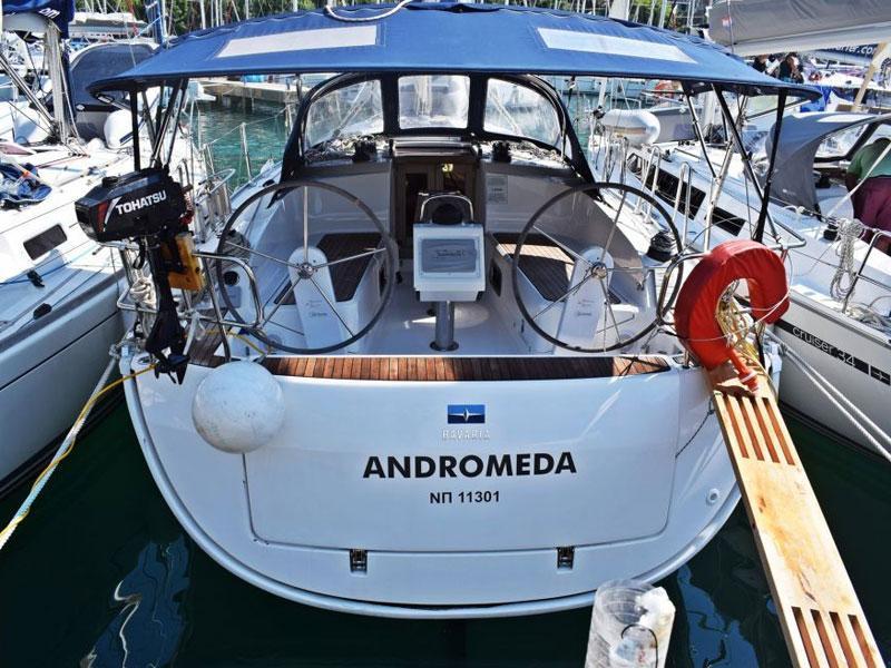Bavaria Cruiser 37 (Andromeda) Main image - 0