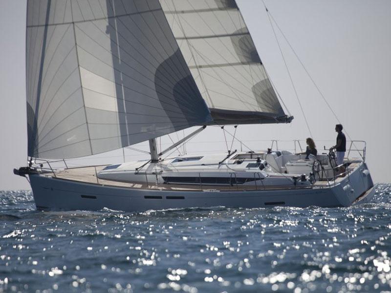 Sun Odyssey 409 (Kamet)  - 3