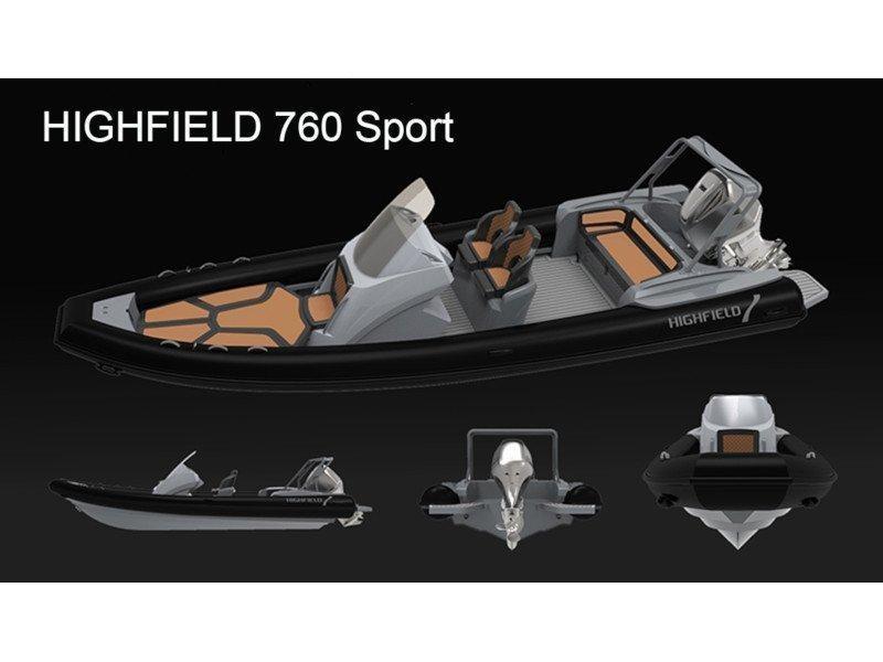 Highfield Sport 760 (My summer love) Plan image - 6