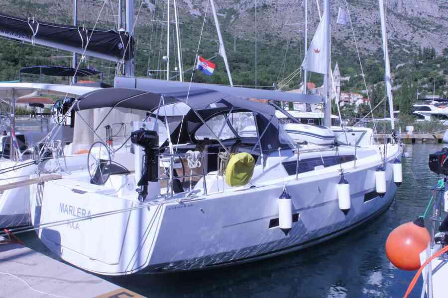 Dufour 430 Grand Large (Marlera)  - 19