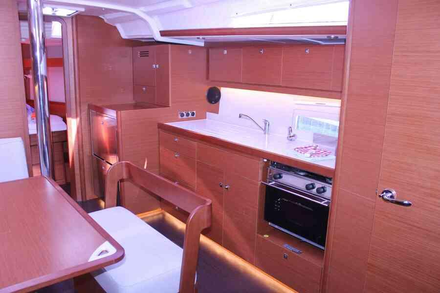 Dufour 430 Grand Large (Marlera)  - 5