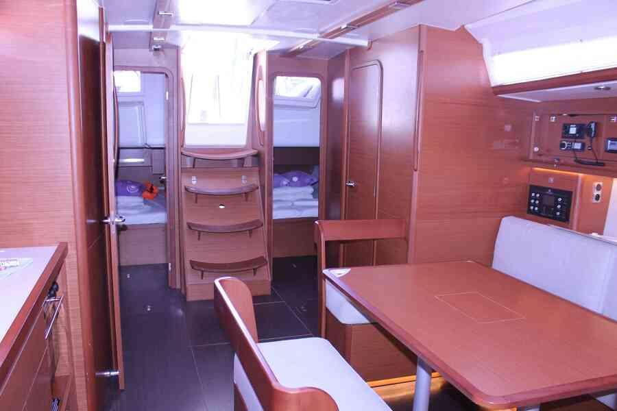 Dufour 430 Grand Large (Marlera)  - 15