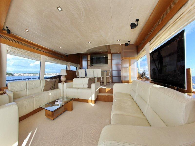 Ferretti 780 (TESORO) Interior image - 14