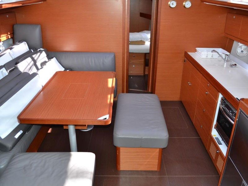 Dufour 460 Grand Large (Cythere) Interior image - 10