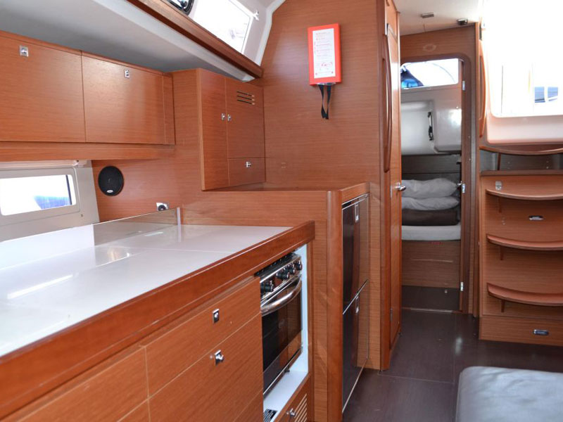 Dufour 460 Grand Large (Cythere)  - 3