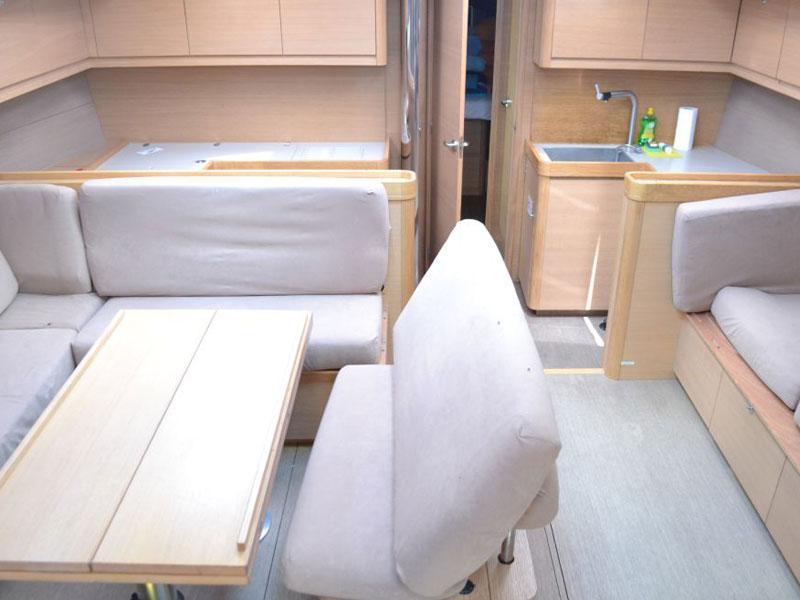 Dufour 500 Grand Large (Djamileh) Interior image - 2