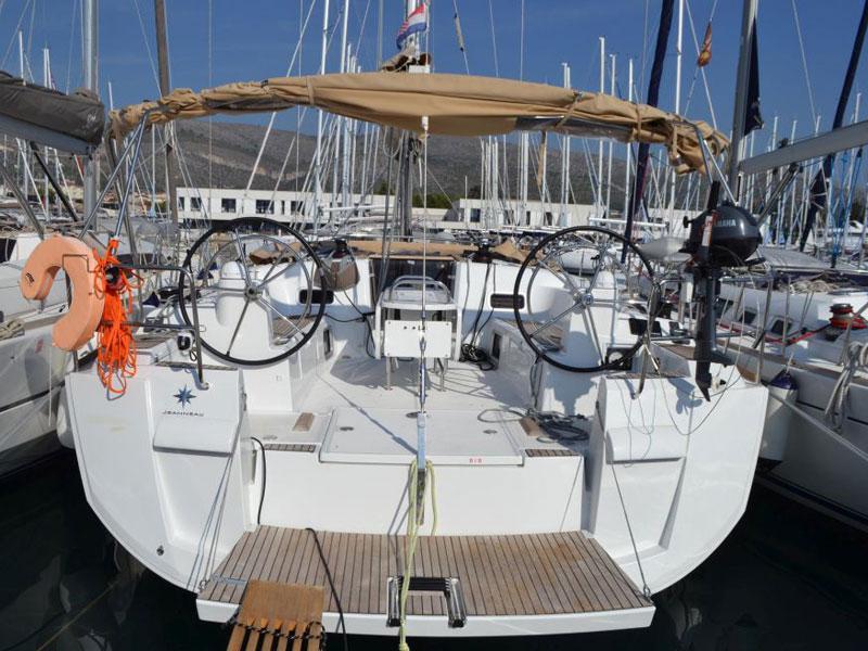 Sun Odyssey 519 (Nicobar)  - 8