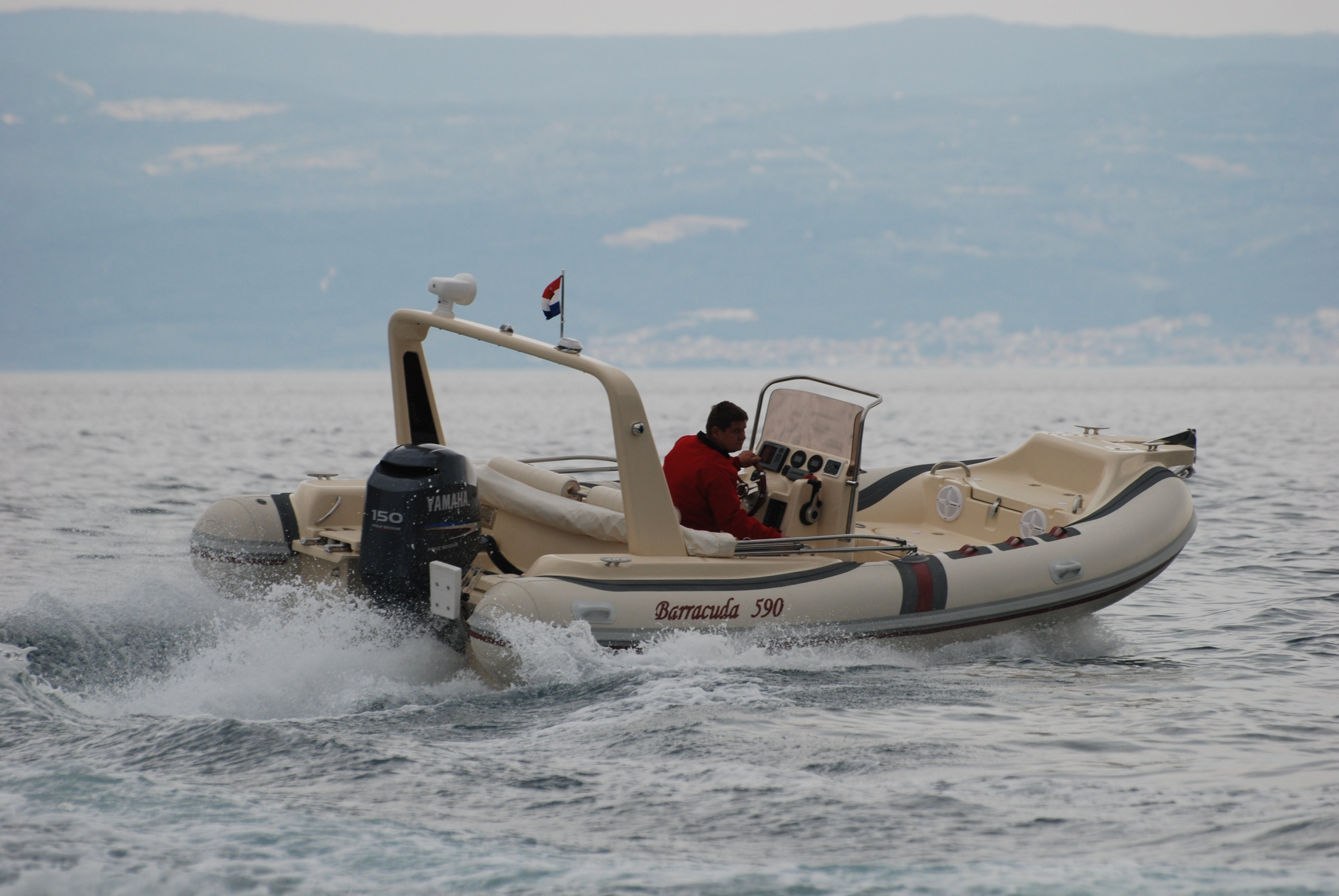 Barracuda (BARRACUDA 590)  - 6