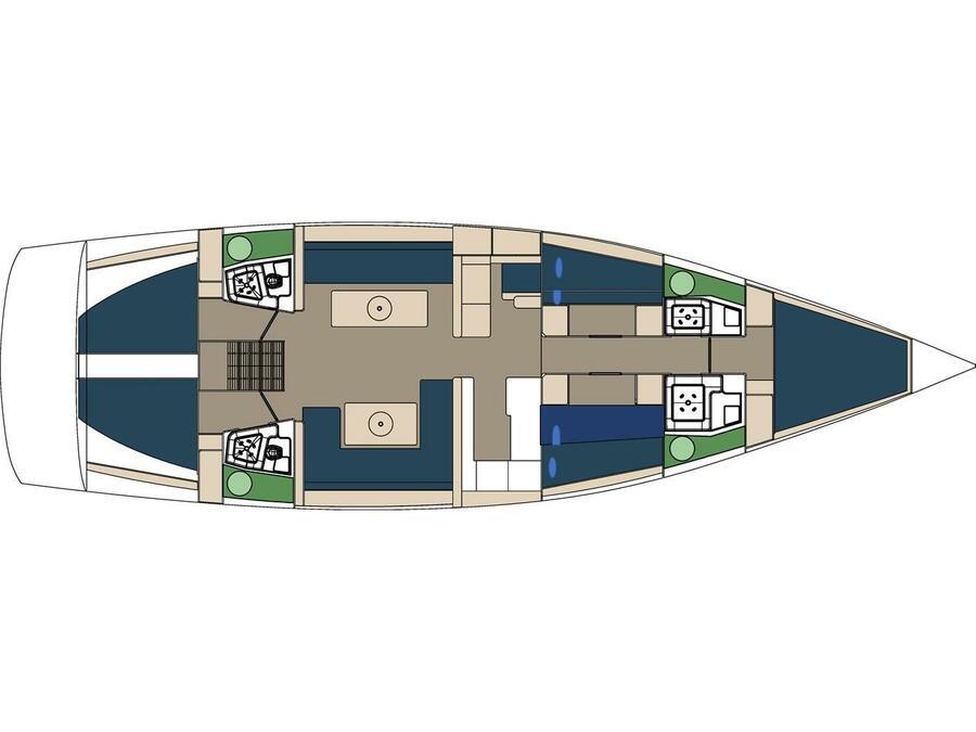 D&D Kufner 54.2 (Sunshower) Plan image - 14