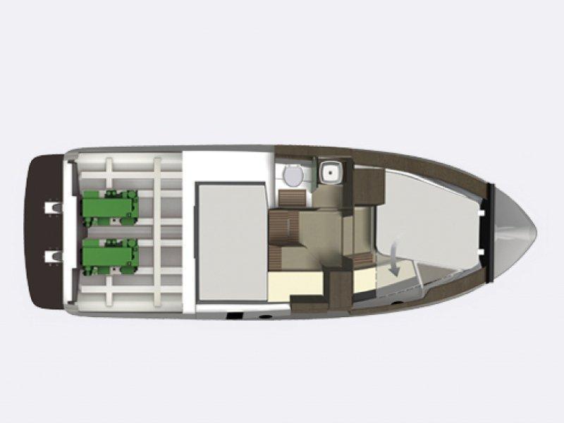 Grandezza 34 OC (Grandezza 34 OC) Plan image - 1