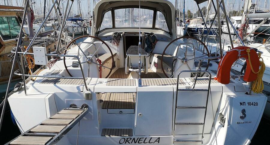 Oceanis 50 Family (Ornella)  - 14