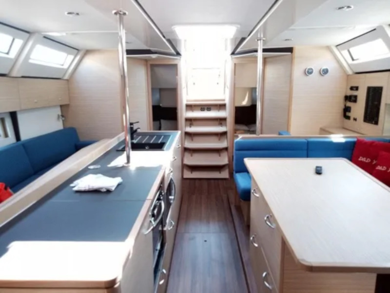 D&D Kufner 50 (Sunset) Interior image - 14