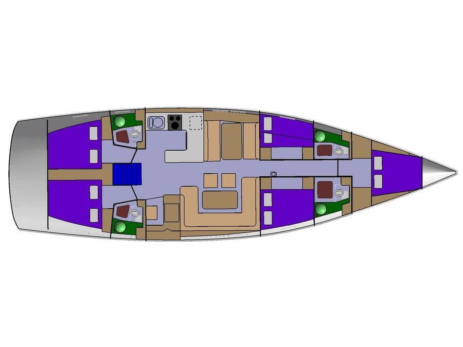 D&D Kufner 54.1 (Cuvee) Plan image - 1