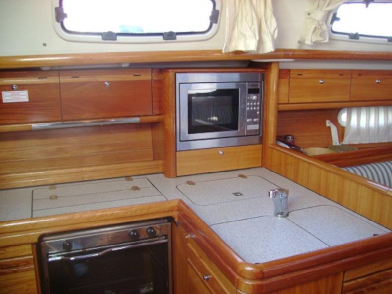 Bavaria 38 Cruiser (Boem)  - 13