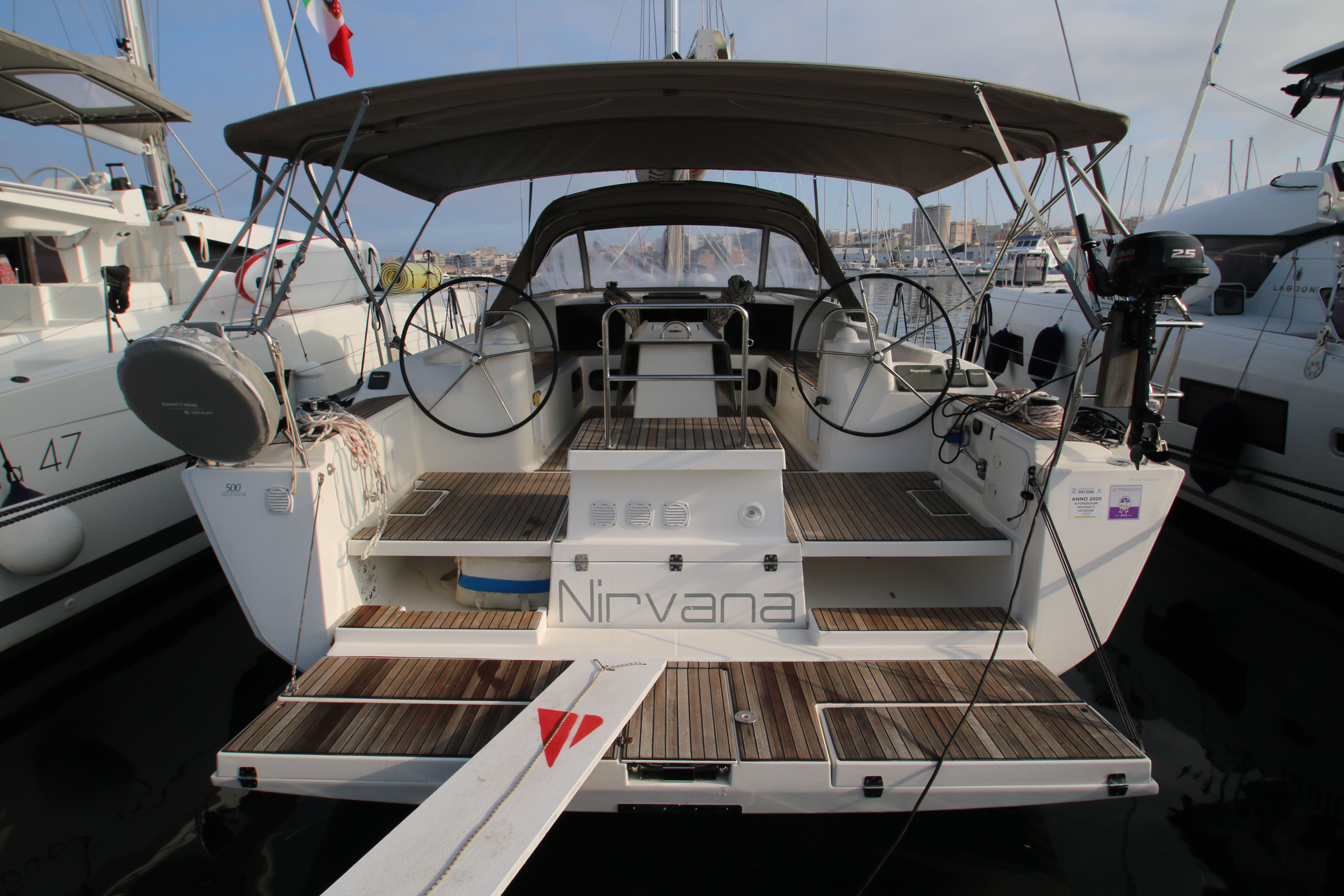 Dufour 500 Grand Large (Nirvana (refit 2020))  - 12