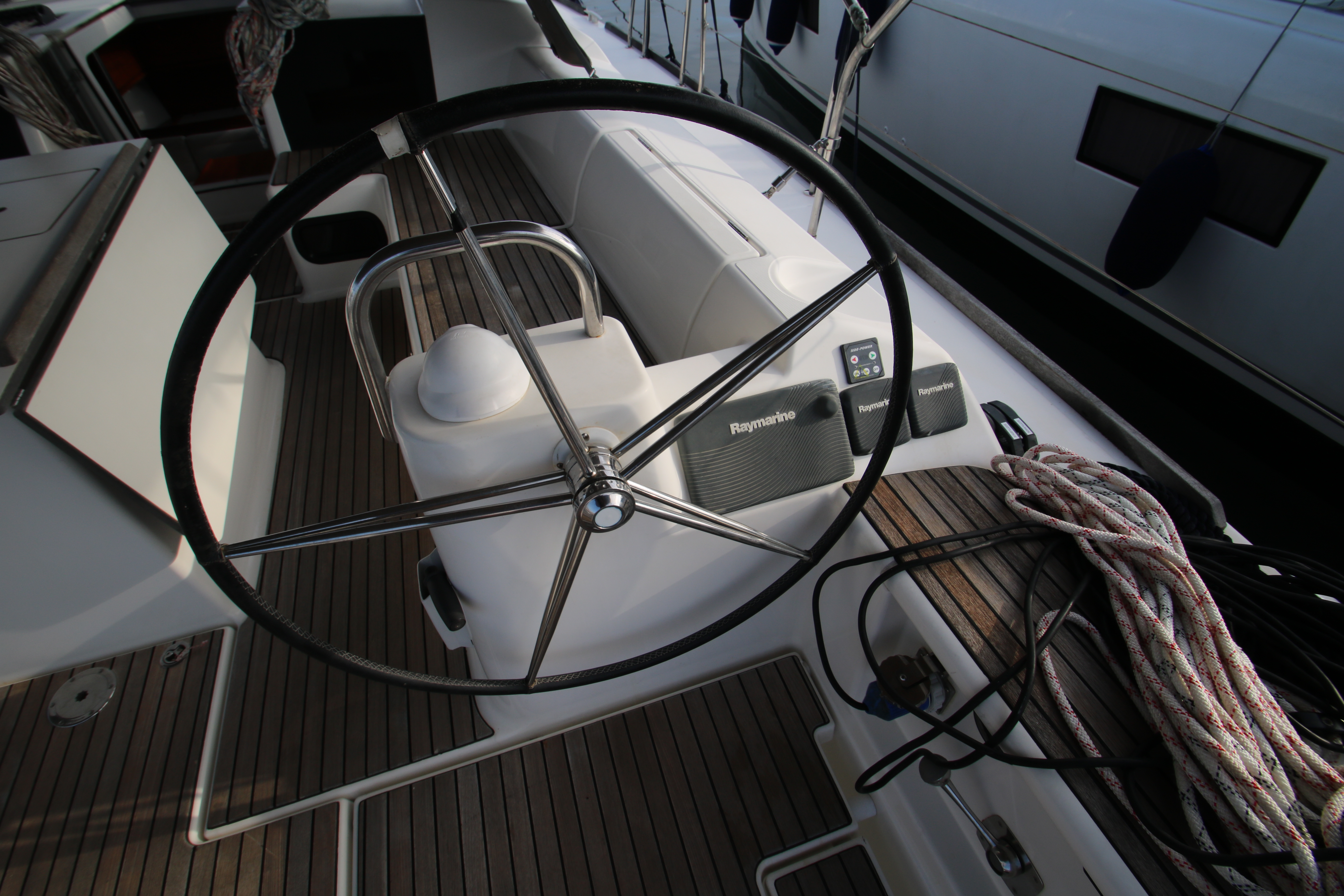 Dufour 500 Grand Large (Nirvana (refit 2020))  - 18