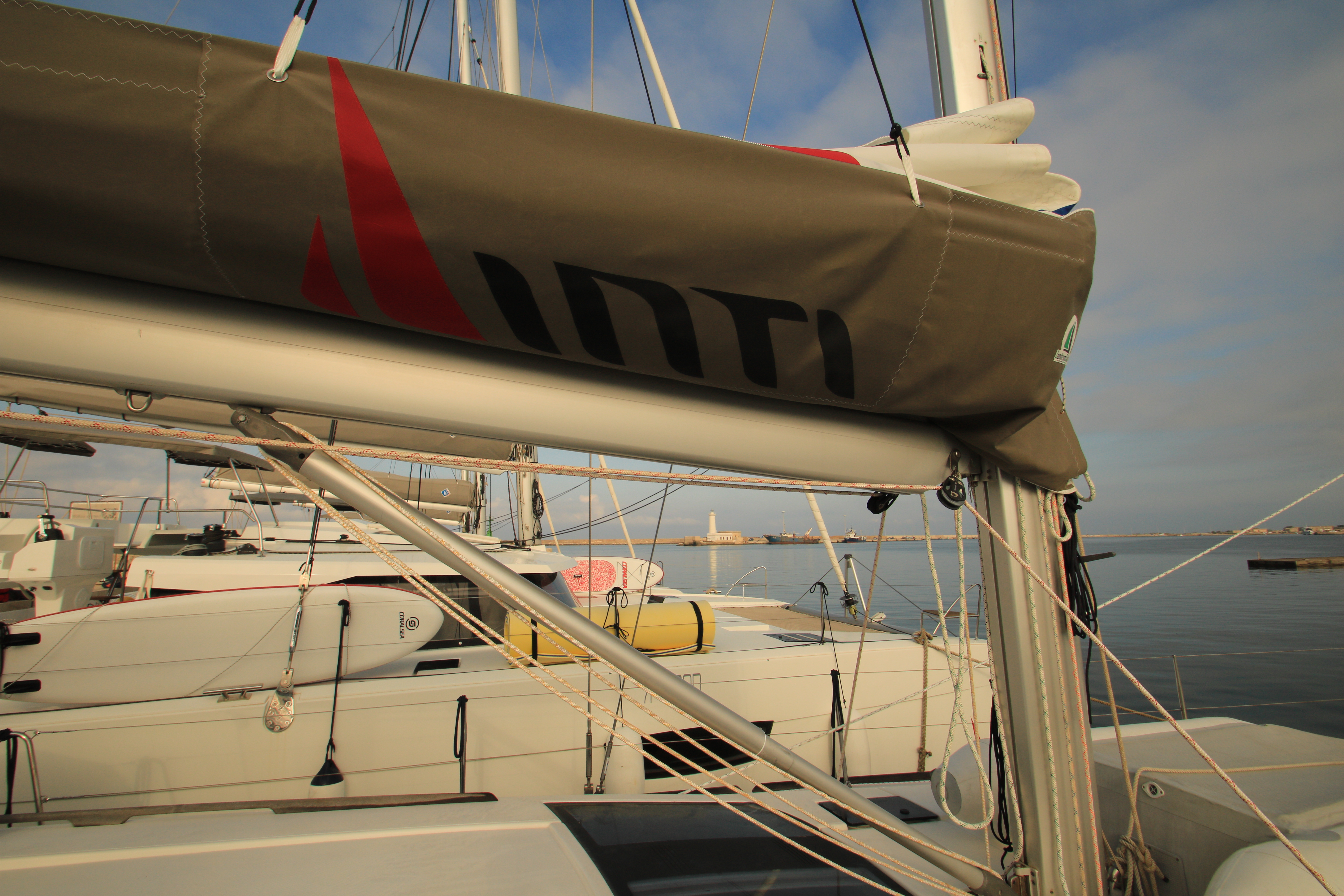 Dufour 500 Grand Large (Nirvana (refit 2020))  - 23