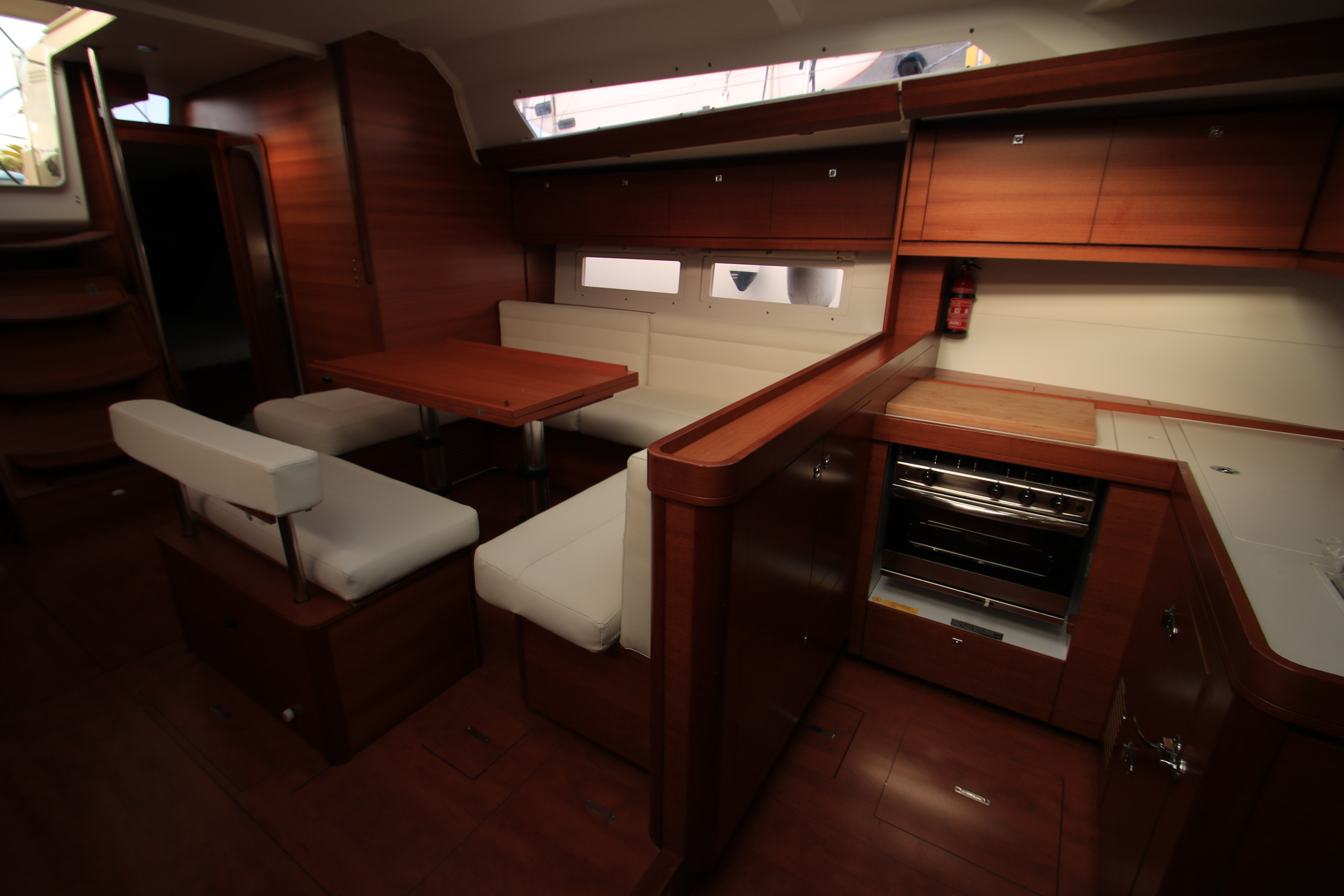 Dufour 500 Grand Large (Nirvana (refit 2020))  - 34