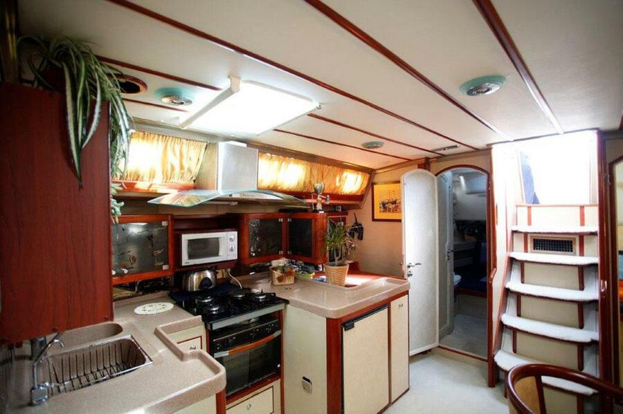 Ocean Yachts Custom built Luxury (Sofia Star 1)  - 12