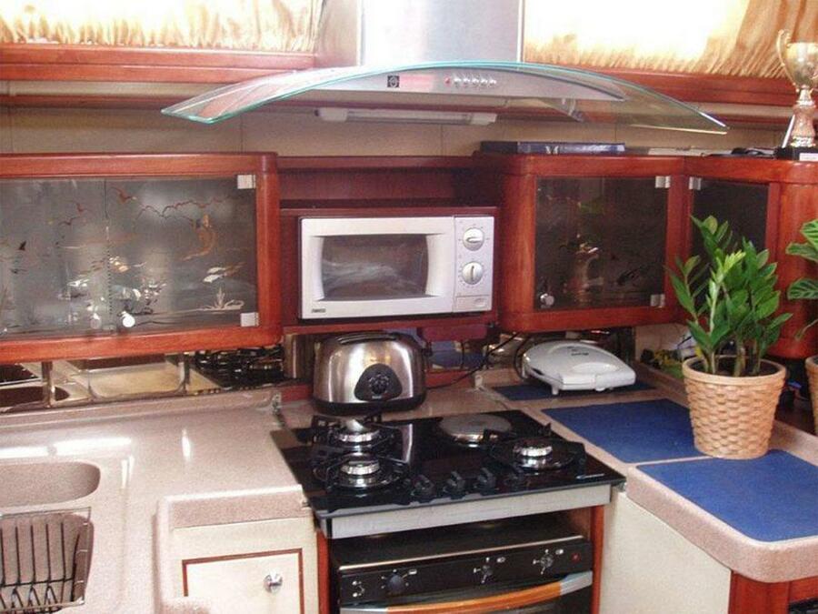 Ocean Yachts Custom built Luxury (Sofia Star 1)  - 18
