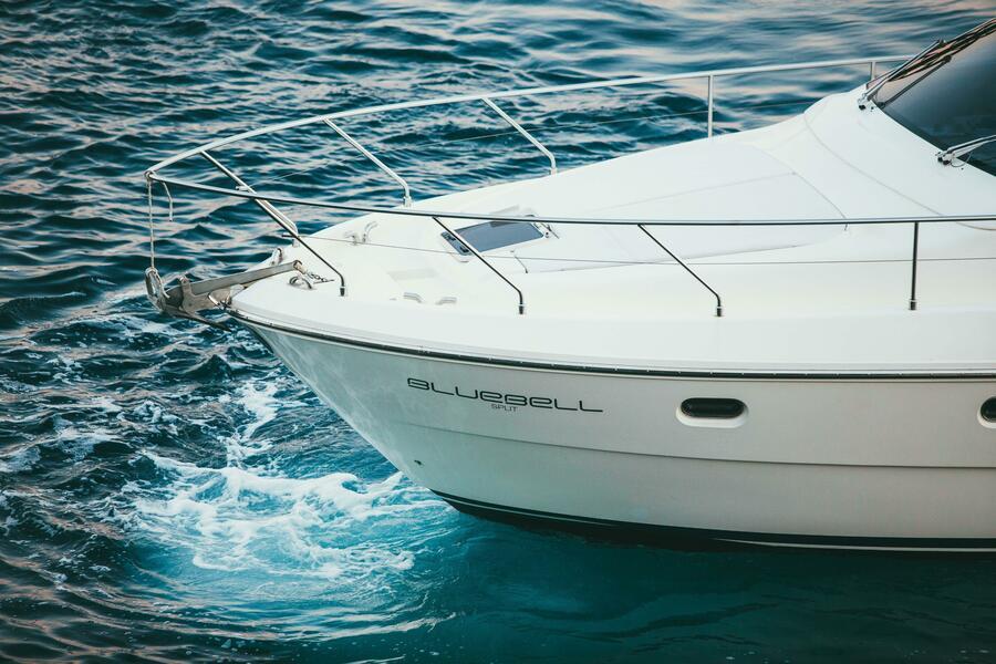 Ferretti 460 (Bluebell)  - 6