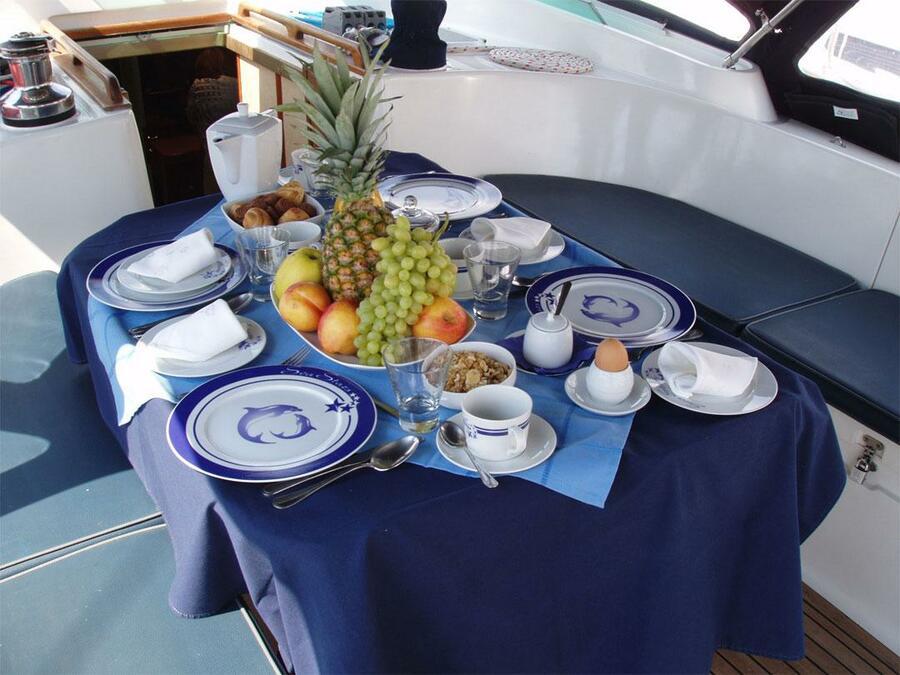 Ocean Yachts Custom built Luxury (Sofia Star 1) Interior image - 13