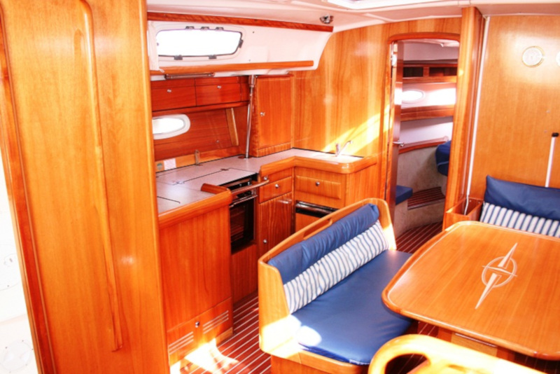 Bavaria 42 Cruiser (POŠIP)  - 1