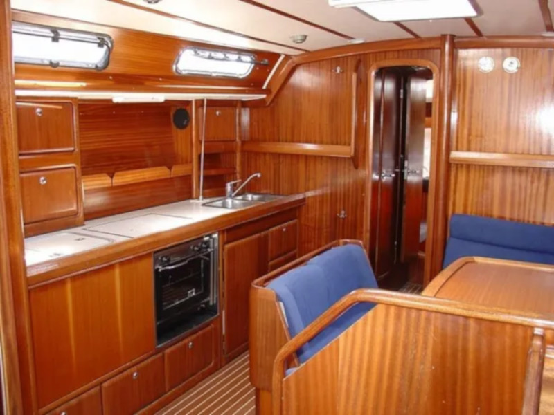 Bavaria 42 Cruiser (POŠIP)  - 2
