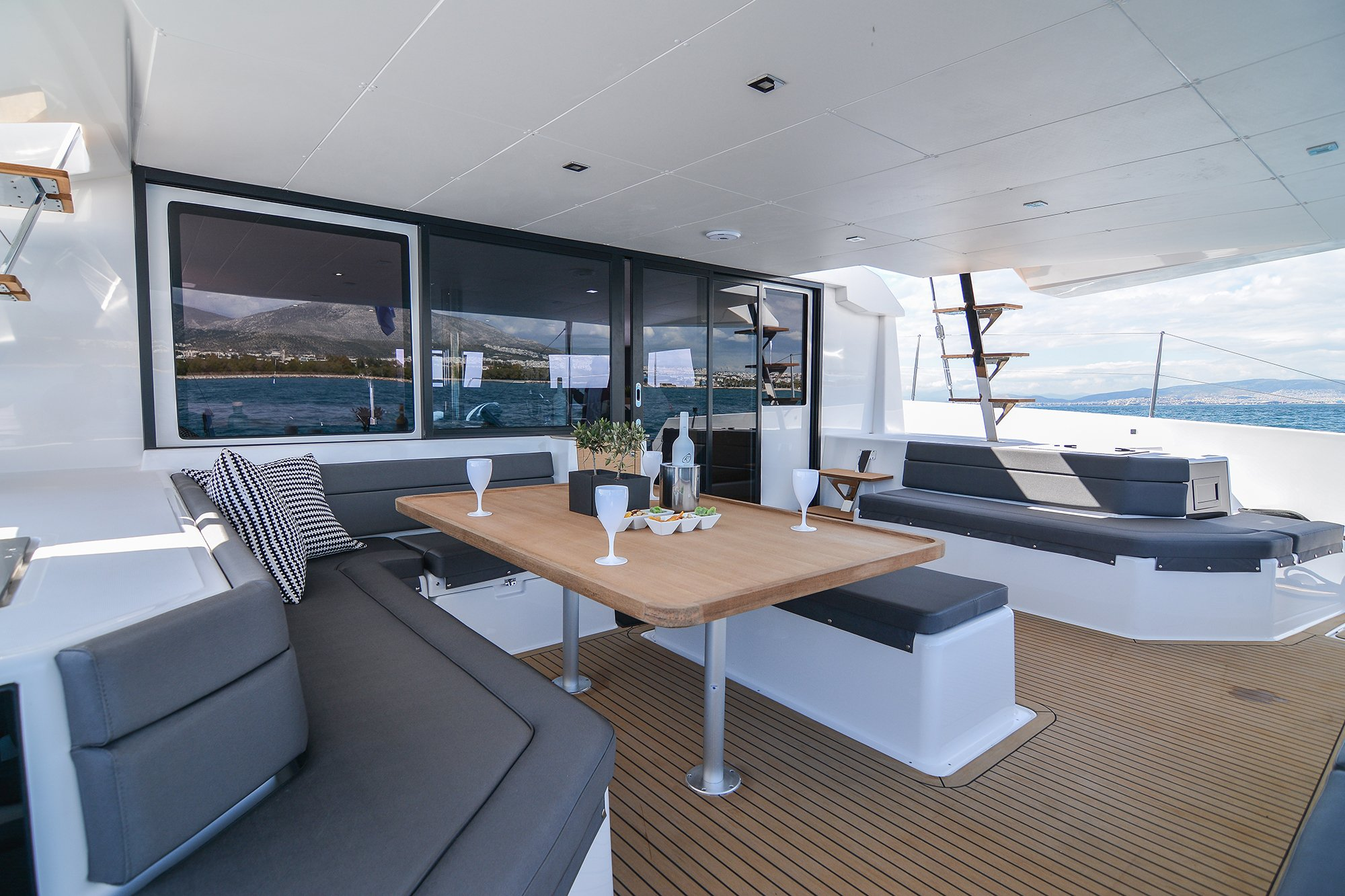 Dufour 48 Catamaran (Sea Breeze *skipper's fee is included in the price)  - 16