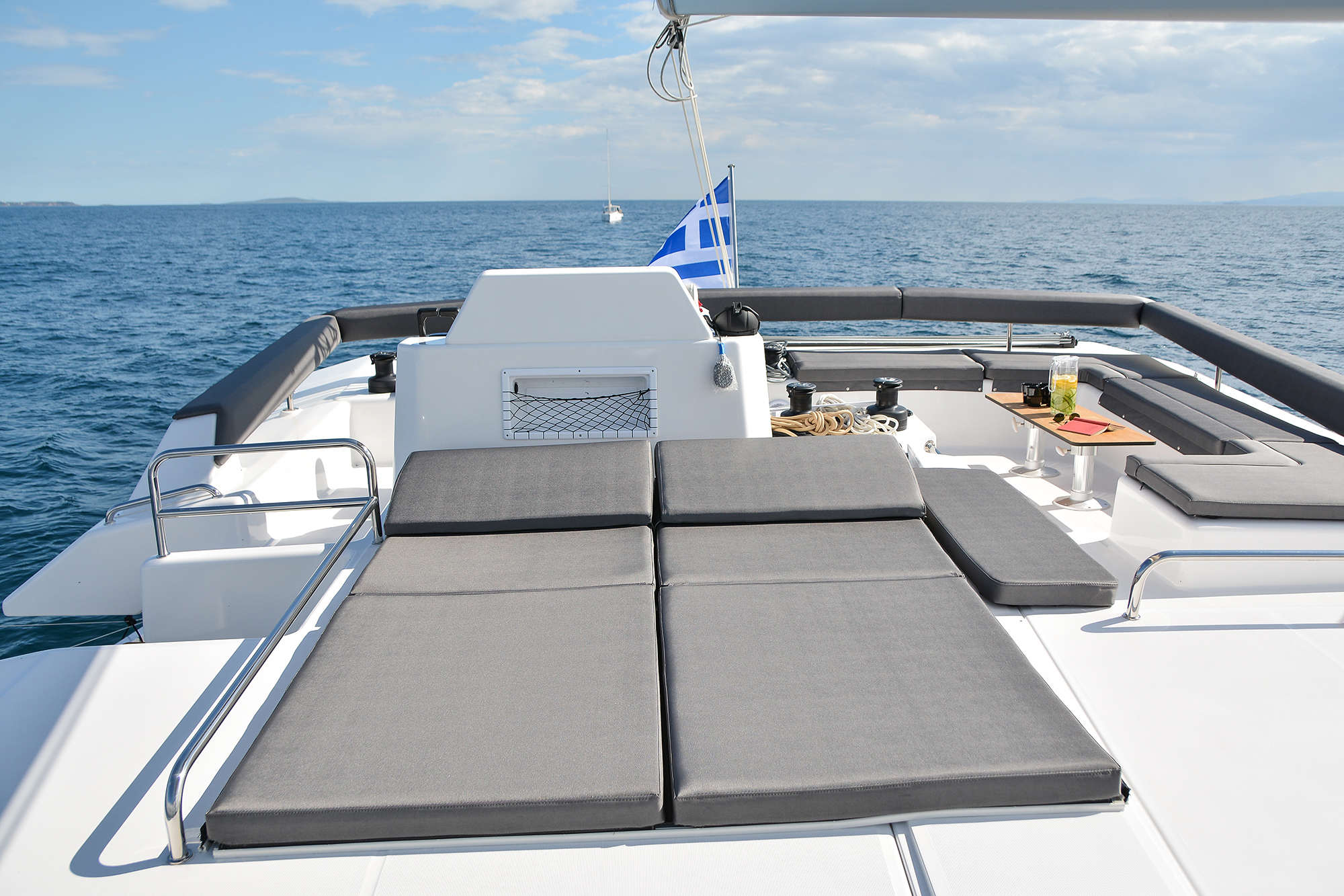 Dufour 48 Catamaran (Sea Breeze *skipper's fee is included in the price)  - 11