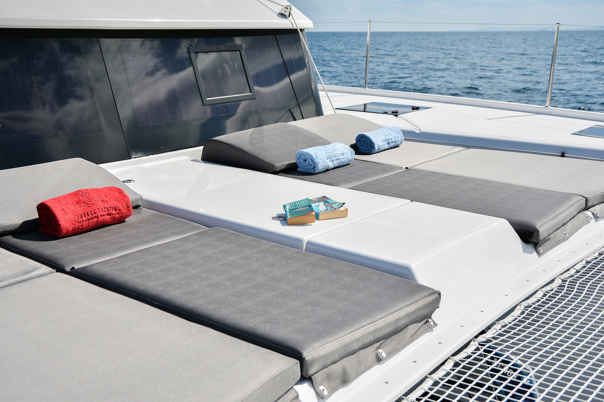 Dufour 48 Catamaran (Sea Breeze *skipper's fee is included in the price)  - 15