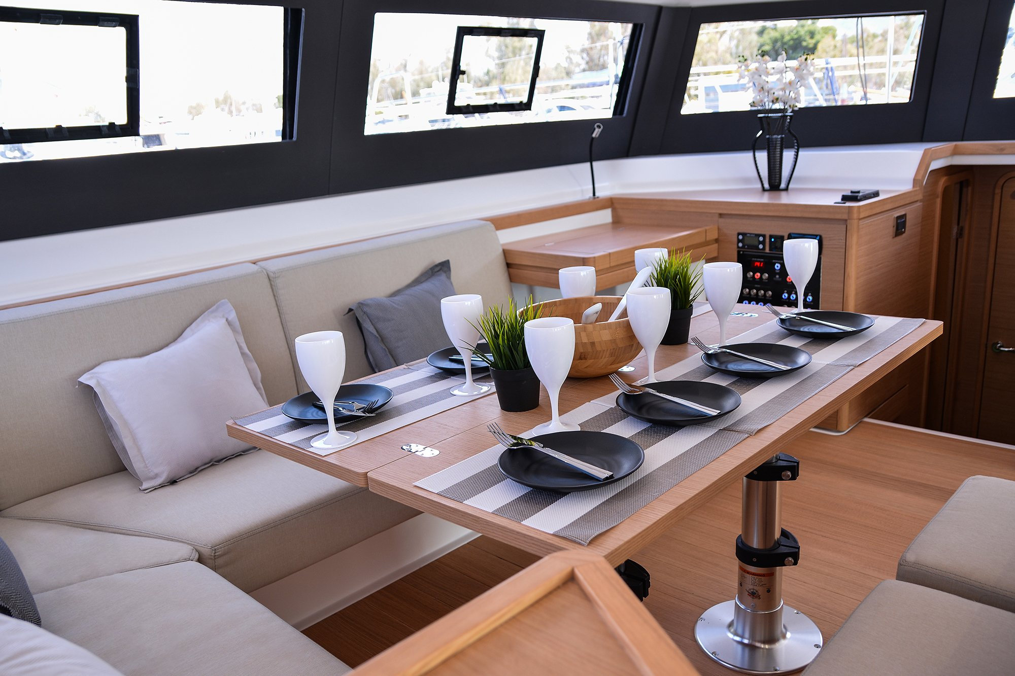 Dufour 48 Catamaran (Sea Breeze *skipper's fee is included in the price)  - 18