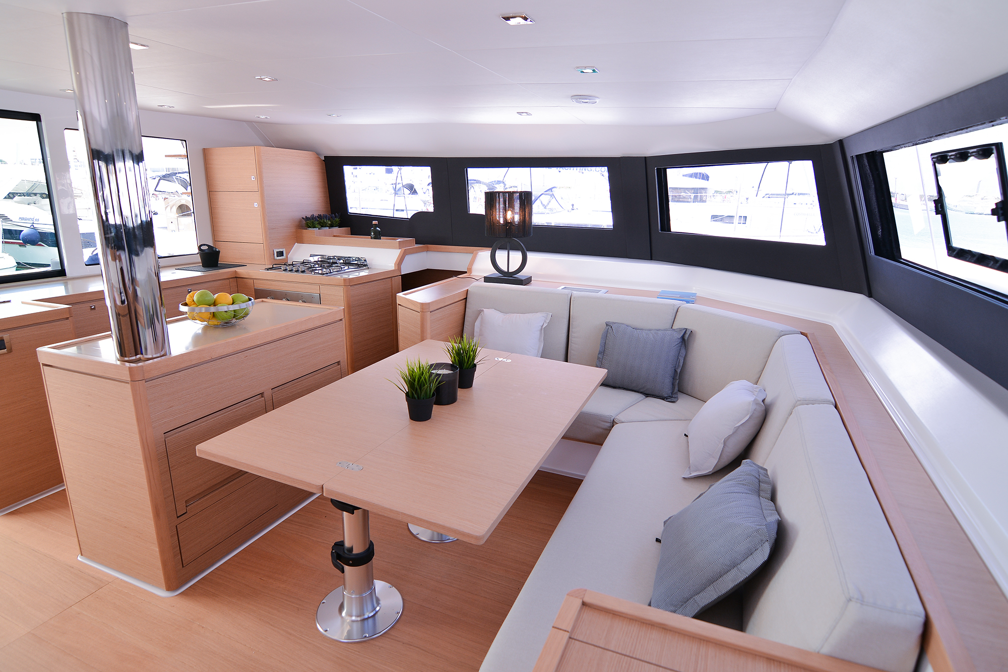 Dufour 48 Catamaran (Sea Breeze *skipper's fee is included in the price)  - 9