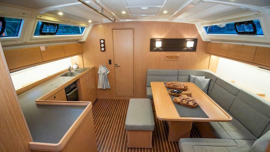 Bavaria 46 Cruiser (AMSTERDAM)  - 4