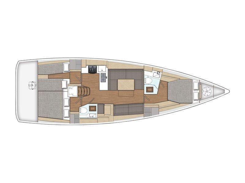 X4-6 model 2019 (Alcestis) Plan image - 33